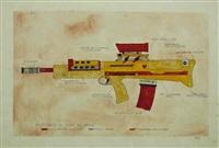 fucile d'assalto by antonio riello
