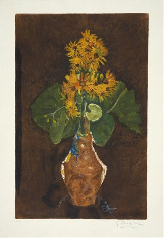 les marguerites by georges braque
