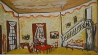 interior(composición) by héctor basaldúa