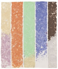 ohne titel (pk 0314) by kenneth noland