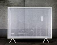 unikat ausstellungsvitrine authentics aus dem museum für angewandte kunst, frankfurt by konstantin grcic