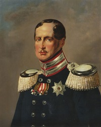 friedrich wilhelm iii., könig von preußen by franz krüger
