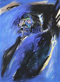 autoportrait by godfried vervisch