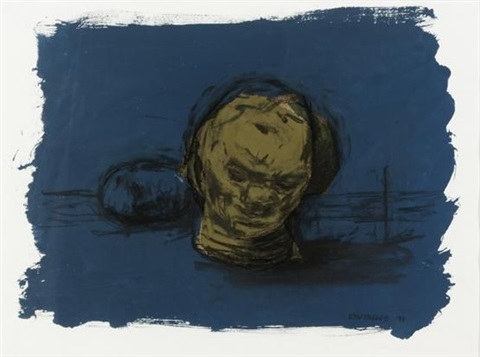 two heads by william kentridge