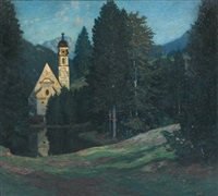 waldidyll by ernst liebermann