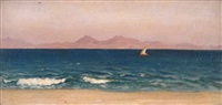 coast of asia minor by lord frederick leighton