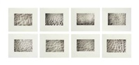 untitled (sand) (portfolio of 8) by felix gonzalez-torres