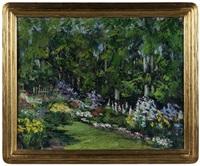 garden landscape by elmira kempton