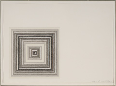 multicolored squares by frank stella