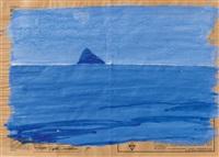 untitled (island) by paul thek