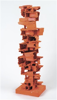 bidonville tower 4 sept 2008 by arne quinze