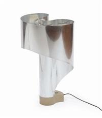 lampada da tavolo spinnaker by giorgio wiskemann & costantino corsini
