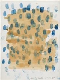 identity peinture by gina pane
