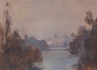st. james park by james herbert snell