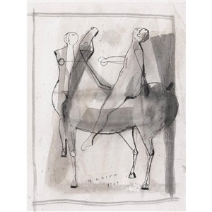 artwork by marino marini