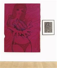 herzausreisser (2 works) by richard phillips