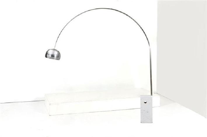 Lampada mod. Arco von Achille Castiglioni auf artnet