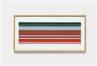 strip (3744) by gerhard richter