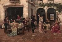 baile en la venta by enrique rumoroso y valdes