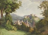 salzburg by heinrich woldemar rau