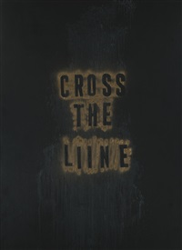 cross the line by mark flood