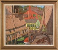 drydock rockport by yarnall abbott