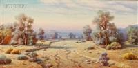 anza borrego desert, a california landscape by anton gutknecht