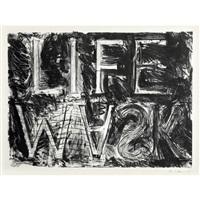 life mask by bruce nauman