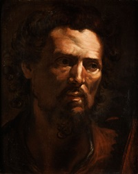der apostel simon by michelangelo merisi da caravaggio