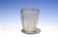 vase danaïdes by rené lalique