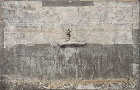 naglfar by anselm kiefer
