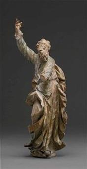 apostelfigur (heiliger paulus?) by matthias steinl