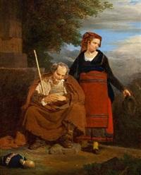 italian beggars by sir charles lock eastlake