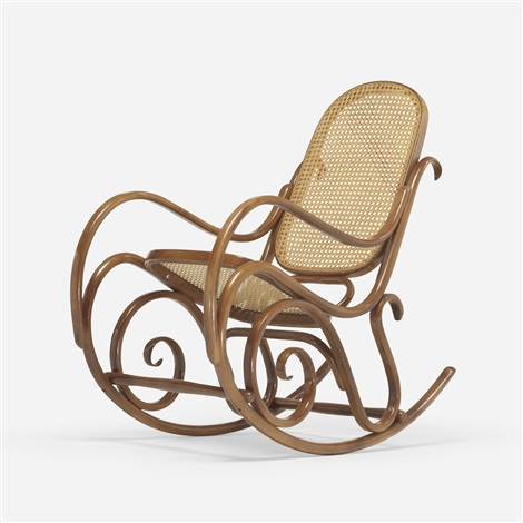 Rocking Chair By Michael Thonet
