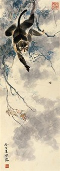 封侯图 by liang zhongming
