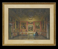 pitti palace gallery by emanuel stöckler
