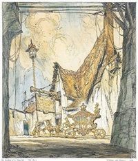 the building of a fairy city, the inn by william mitcheson timlin