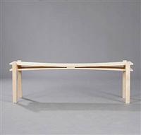 svalen - bench by jens jacob olesen