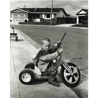 ricky (from suburbia series) by bill owens