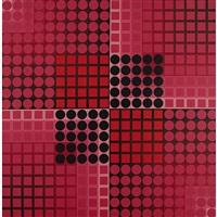 chand-r by victor vasarely