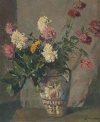 vaso di fiori by lodovico tommasi