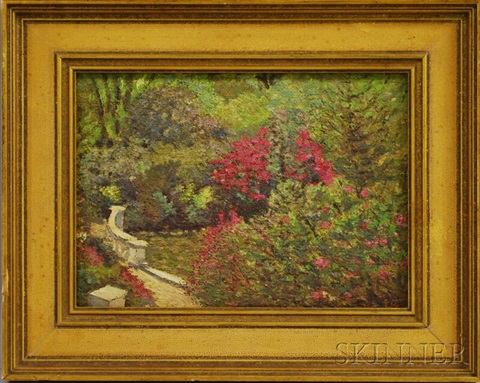 garden walk the briars by gertrude fiske