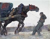 dockeur et cheval by kurt peiser