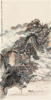 landscape by hong bo
