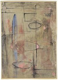 composizione by alberto burri