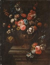vaso con fiori by french school (17)