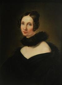 ritratto femminile by giuseppe fabbris