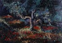arbres et maisonnettes by emeric (emeric vagh-weinmann)