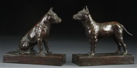 a pair of terriers by edith barretto stevens parsons