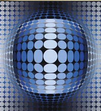 athem by victor vasarely